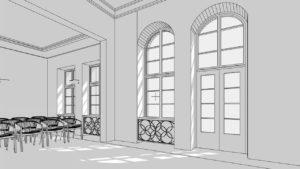 09 ARCHICAD/GDL –Jak vytvořit vlastní okno a nastavit dynamické zobrazování jeho 2D symbolu