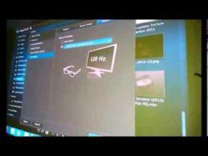 Acer K330 -How to set 3D playback / Jak nastavit 3D přehrávání