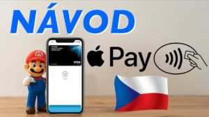 Apple Pay v ČR - jak jej NASTAVIT a POUŽÍVAT // Recenze CZ
