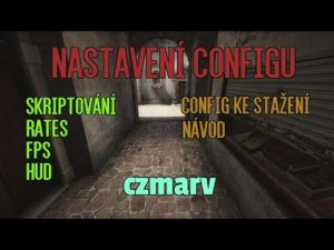Config V2 - Jak si nastavit config? [CS:GO]