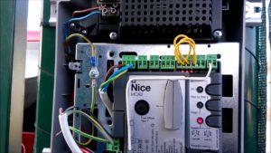 NICE MC424 - reset do továrního nastavení