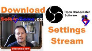 OBS Studio - Nastavení, Jak streamovat - Tipy a triky - Vysvětlení - Streamlabs - Open Broadcaster