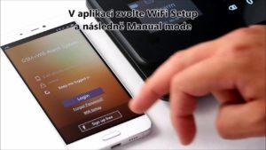 Nastavení GSM alarmu s WiFi - SPYobchod.cz