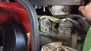 Nastavení rozvodů motoru Peugeot, Citroen 1.9 diesel - Timing belt replacement