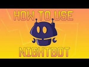 Jak nastavit NightBota [CZ]