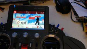 Nastavení paraglidingu v Open TX