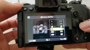 OLYMPUS OM-D E-M1 MARK III - moje nastavení po vybalení