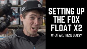 Set up the Fox Float X2 shock in 6 EASY steps!