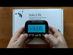AiM CZ webinář- Solo2DL, nastavení tlačítky