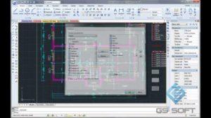 GstarCAD 8 - uživatelské prostředí a možnosti nastavení