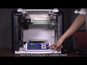 Jak nastavit 3D tiskárnu XYZ da Vinci Junior 3v1 a vytvořit 3D objekt pro tisk
