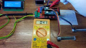 Mini CNC Ramps 1.4 nastavení A4988