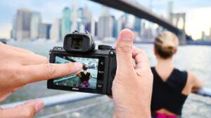 Pokročilé nastavení a ovládání fotoaparátu