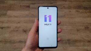 Redmi Note 9S unboxing a první nastavení